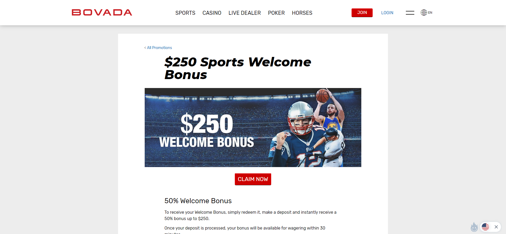 Bovada Review Is Bovada A Safe And Legit Sportsbook