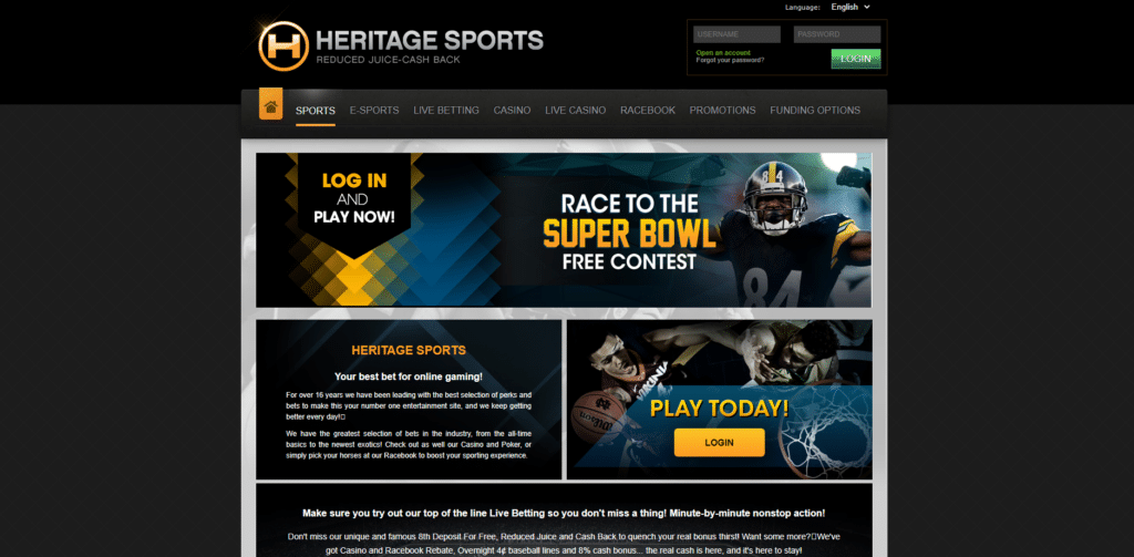 Heritage sports betting rules wertheim bettingen polizei sachsen