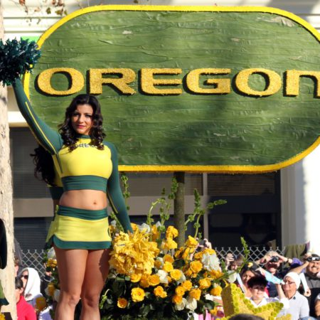 Ducks Open As Favorites To Win Pac-12