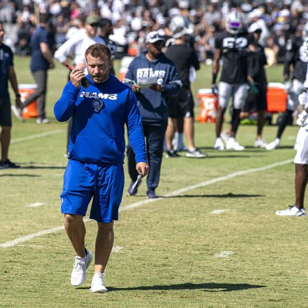 Staley, McVay Lead 2021 NFL Coach Of The Year Odds